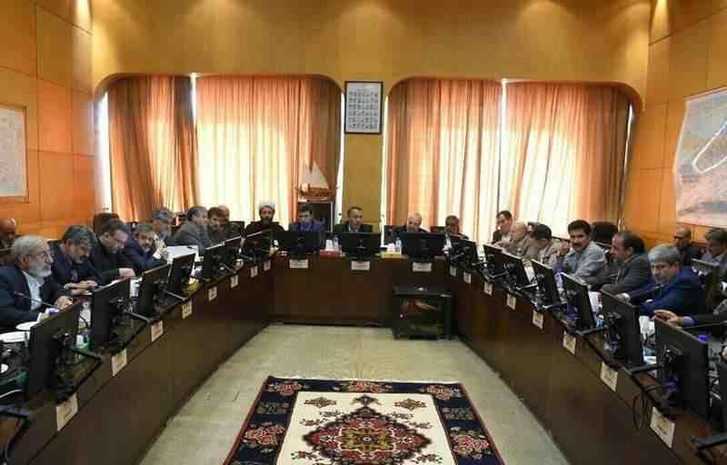 بررسی طرح تفحص از شهرداری تهران با حضور قالیباف در کمیسیون عمران مجلس