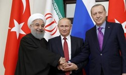 دیدار رؤسای جمهور ایران، روسیه و ترکیه ماه آوریل در استانبول