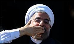 کرمانشاه روز اول عید میزبان روحانی است