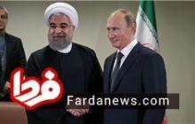 روحانی پیروزی پوتین در انتخابات را تبریک گفت