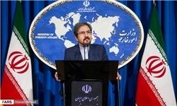 پاسخ ایران به اتهامات اخیر انگلیس