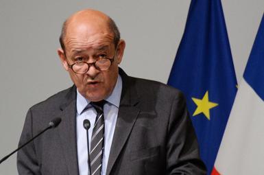 اتهام زنی وزیر خارجه فرانسه علیه ایران