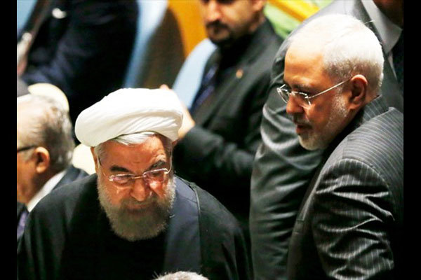 روحانی و ظریف به ترکیه میروند