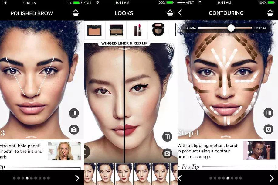 استفاده از توانایی های AR یا همان واقعیت افزوده توسط برند لورآل در صنعت آرایشی بهداشتی