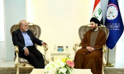 سفیر ایران در بغداد با مقامات عراقی دیدار کرد