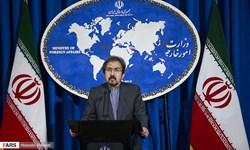 توصیه ویژه تهران به مقامات فرانسوی