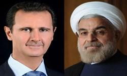 ایران در کنار دولت و مردم سوریه خواهد ماند