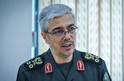 واکنش سردار باقری به عملیات موشکی غرب علیه سوریه