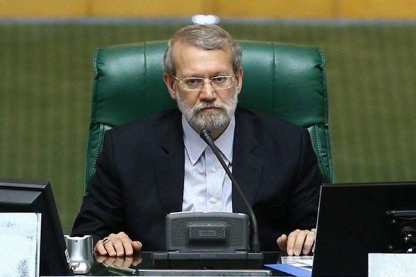 پاسخ لاریجانی به تذکر عضو کمیسیون برنامه و بودجه