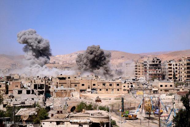 واکنش قرارگاه پدافند شیمیایی کشور به بمباران سوریه
