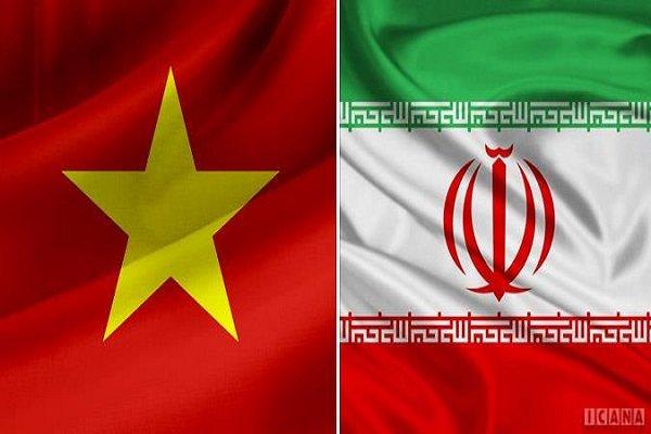ویتنام همواره از دولت و ملت ایران حمایت میکند