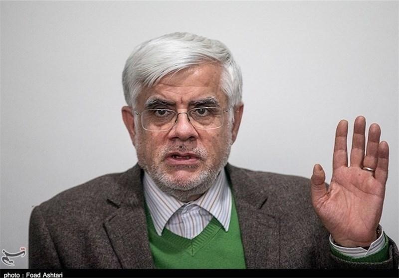 واکنش عجیب محمدرضا عارف به خبر شهردار شدنش