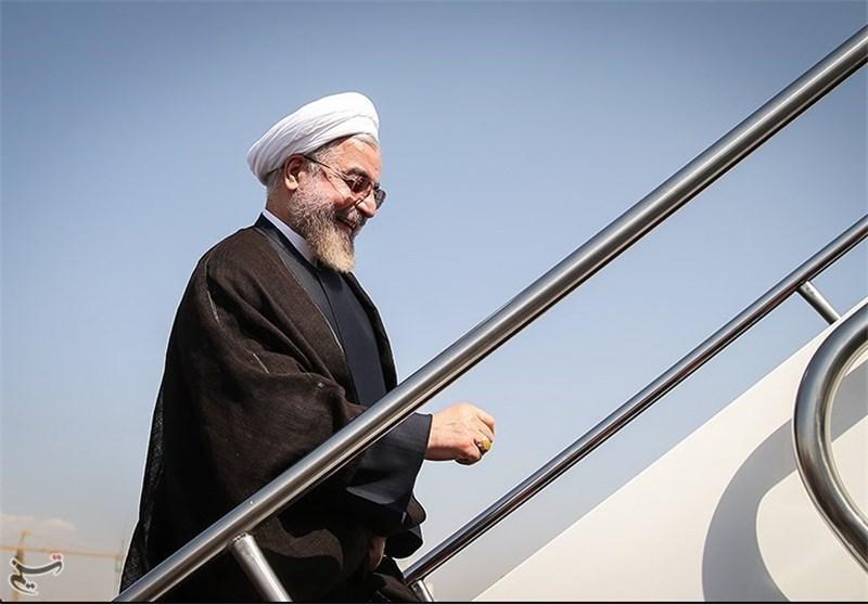 روحانی به تبریز سفر میکند