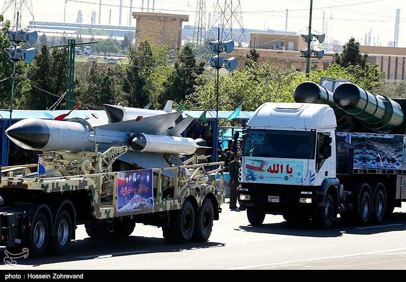 تجهیزات نمایش دادهشده در مراسم رژه ارتش + اسامی