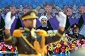 کنایه روحانی به فساد سپاه در روز ملی ارتش!
