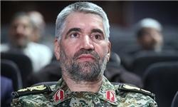 سردار فضلی فرمانده دانشگاه افسری امام حسین(ع) شد