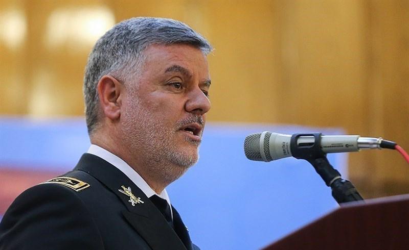 حضور ۳۵ هیئت نظامی در اجلاس (IONS) در تهران