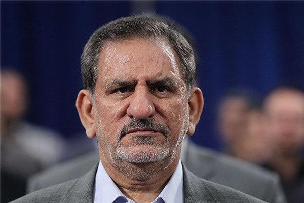 واکنش جهانگیری به اظهارات اخیر احمدی نژاد