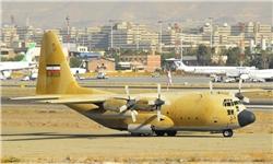 اورهال یک فروند هواپیمای ترابری C-۱۳۰