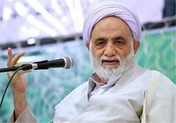 حضور حجت الاسلام قرائتی در درس خارج فقه رهبر انقلاب
