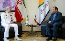 در دیدار معاون وزیر دفاع با مدیرعامل سازمان منطقه آزاد انزلی مطرح شد
