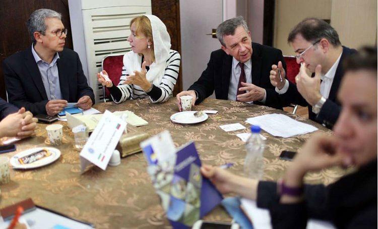 حضور فعال سازمان منطقه آزاد ماکو در همایش تجاری ایران و بلغارستان در اتاق بازرگانی ایران