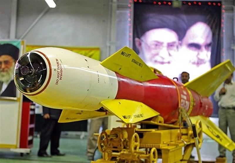 بمب هوشمند ۲۰۰۰ پوندی ایران + تصاویر