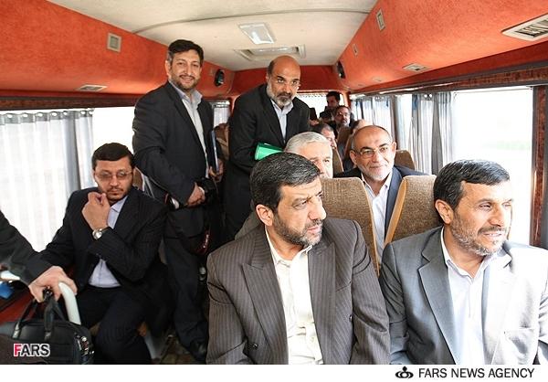 روایت ضرغامی از آخرین دیدارش با احمدی نژاد