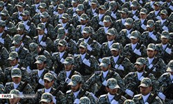 رتبه ایران در جهان از نظر آمادگی رزمی نیروهای نظامی