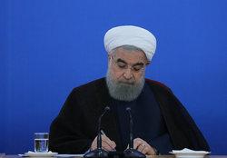 پیام تبریک روحانی به «مهاتیرمحمد» نخست وزیر مالزی