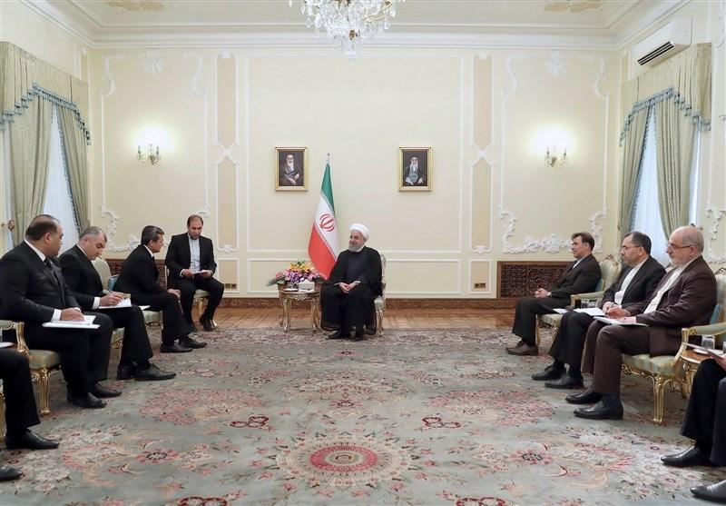 آماده ارائه خدمات به ترکمنستان هستیم