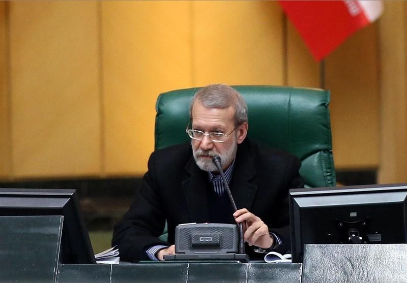 توضیحات لاریجانی درباره جلسه غیرعلنی مجلس