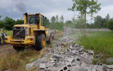 رفع تصرف بیش از یک هکتار از اراضی ملی و نوار ساحلی منطقه آزاد انزلی در دو ماه نخست امسال