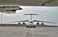 از سرگیری پروازهای کارگو به فرودگاه پیام