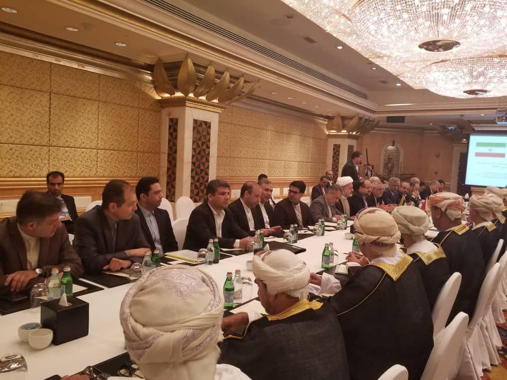 برگزاری نشست هفدهمین کمیسیون مشترک اقتصادی ایران و عمان با حضور وزرای بازرگانی دو کشور: عمان خواستار سرمایهگذاری در منطقه آزاد چابهار