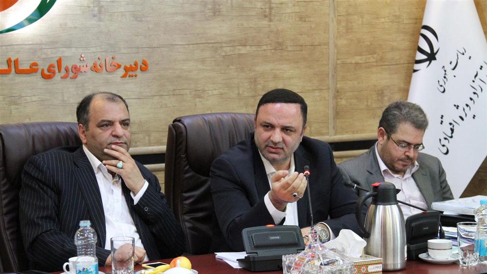 صورت های مالی سازمان های مناطق آزاد ماکو و انزلی تایید شد