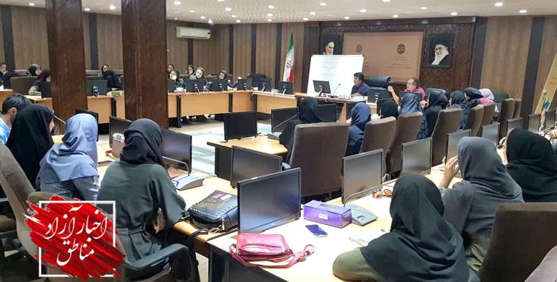 کارگاه آموزشی جام باشگاههای کتابخوانی کودک و نوجوان در قشم برگزار شد