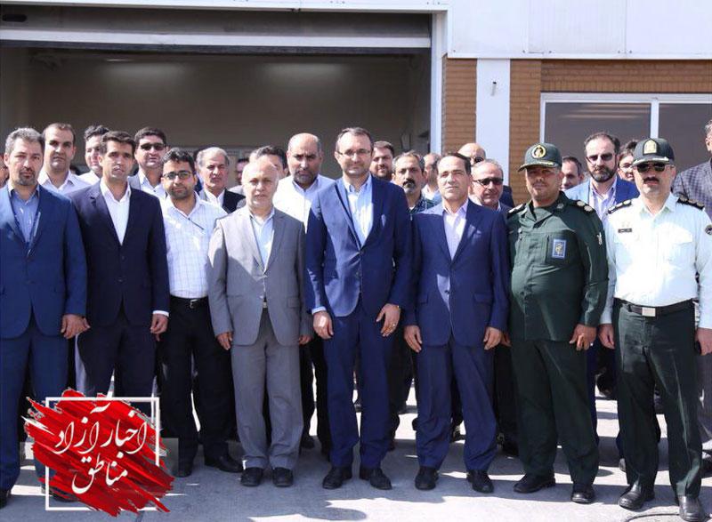 برای اولین بار در ایران:فاز اول واحد مدیریت اپرون شهر فرودگاهی امام(ره) راهاندازی شد