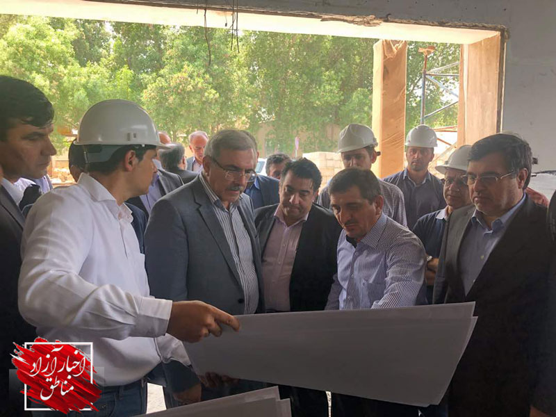 اجرای پروژه طرح توسعه بازار ماهی و آبزیان در جزیره کیش
