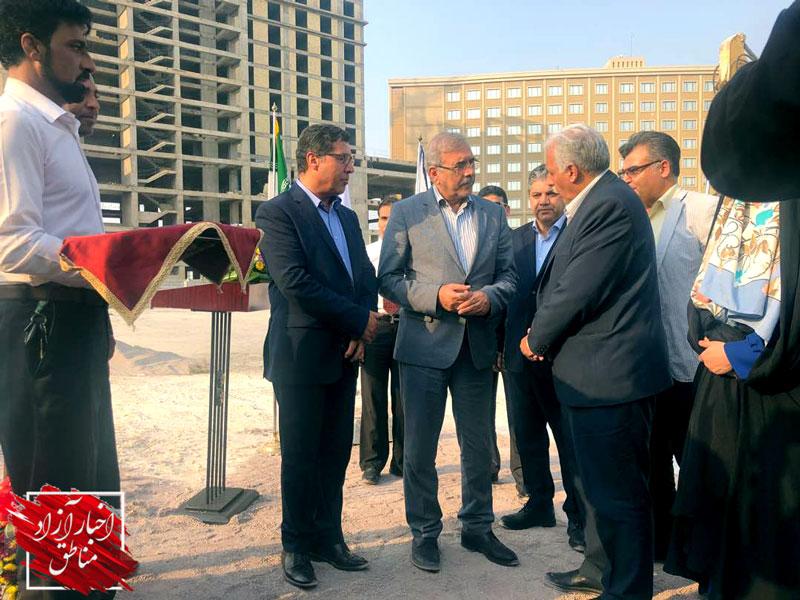 آغاز عملیات اجرایی احداث یک هتل ۵ستاره در جزیره کیش