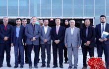 بازدید مشاور رئیسجمهور افغانستان از شهر فرودگاهی امام خمینی(ره)؛ تاکید بر گسترش همکاریها در حوزه فرودگاهی با جمهوری اسلامی ایران