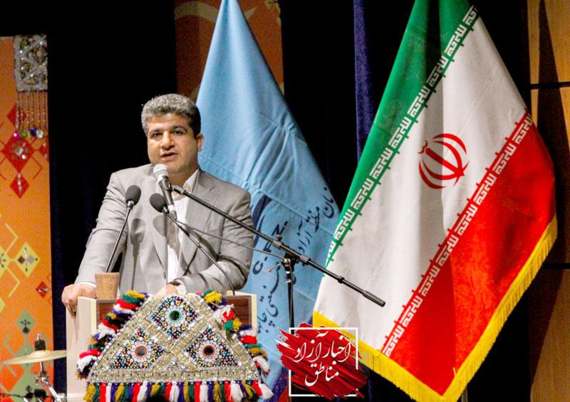 مدیرعامل سازمان منطقه آزاد چابهار: موسیقی بلوچستان یکی از میراثبانان اصالت ایرانی است