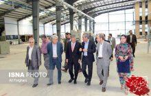 بازدید مشاور رئیسجمهور افغانستان از شهر صنعتی و منطقه ویژه اقتصادی کاوه