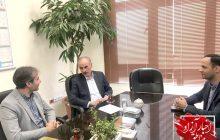 نشست مدیرعامل سازمان منطقه آزاد ارس با مدیر ژئوپارک جهانی قشم/ لزوم تامین نیازهای ثبت جهانی ژئوپارک ارس در یونسکو