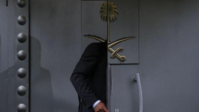 راز عکس معناداری که از کنسولگری عربستان گرفته شد