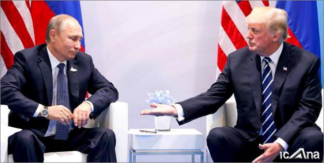 آینده روابط روابط آمریکا و روسیه/ آیا جنگ سرد دیگری در راه است؟ :: خبرگزاری خانه ملت
