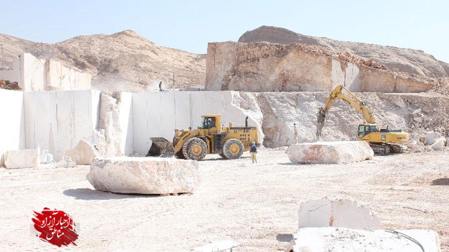 امکان اکتشاف، استخراج، فرآوری و صادرات مواد معدنی در ماکو