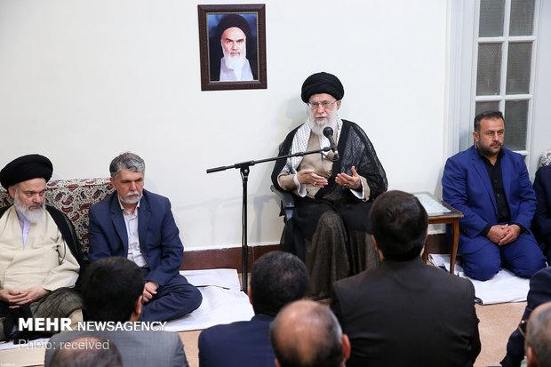 رهبر انقلاب: پیامهای سیاسی حجِ انقلاب را به دنیای اسلام برسانید - خبرگزاری مهر | اخبار ایران و جهان