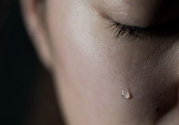 تاثیرات شگفت انگیز گریه کردن