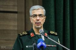 واکنش سرلشکر باقری به حمله موشکی سپاه +عکس